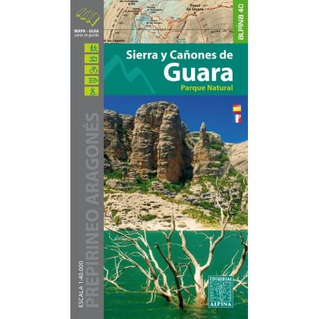 SIERRA DE GUARA - PARQUE NATURAL