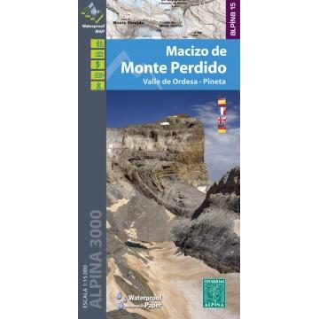MACIZO DE MONTE PERDIDO - ALPINA 3000