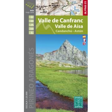 VALLE DE CANFRANC -AISA