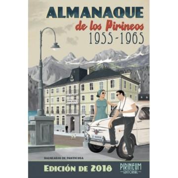 ALMANAQUE DE LOS PIRINEOS. 1955-1965