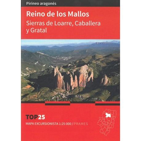 MAPA TOP 25 REINO DE LOS MALLOS