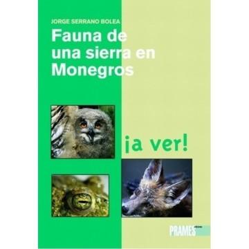 FAUNA EN UNA SIERRA DE MONEGROS